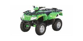 2006 Arctic Cat 650 V-2 4x4 Automatic specifications