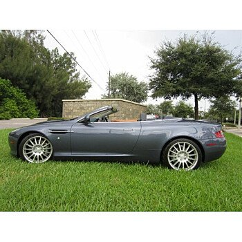 2006 Aston Martin DB9 Volante for sale 101229250