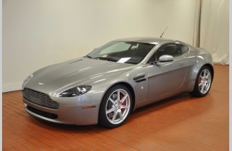 2006 Aston Martin V8 Vantage Coupe for sale 100752219