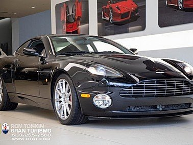 2006 Aston Martin Vanquish S for sale 101296357