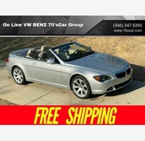 2006 BMW 650i for sale 101425928