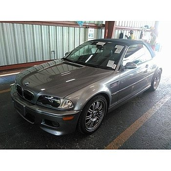 2006 BMW M3 Convertible for sale 101244588