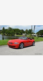2006 BMW Z4 3.0si Roadster for sale 100996184
