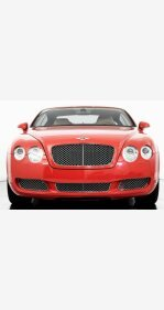 2006 Bentley Continental GT Coupe for sale 101220530