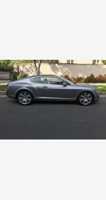 2006 Bentley Continental GT Coupe for sale 101266167