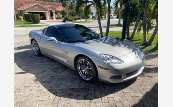 2006 Chevrolet Corvette Coupe for sale 101412004