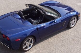 2006 Chevrolet Corvette Convertible for sale 100754768