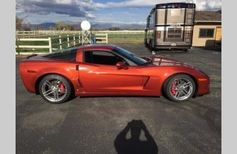 2006 Chevrolet Corvette Z06 Coupe for sale 100756432