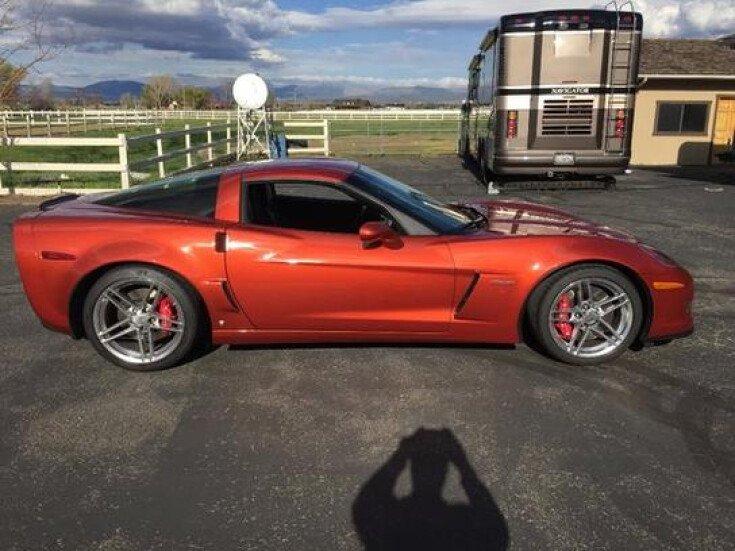 2006 Chevrolet Corvette Z06 Coupe For Sale Near Gardnerville Nevada 77074 Classics On Autotrader
