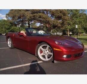 2006 Chevrolet Corvette Convertible for sale 100768881