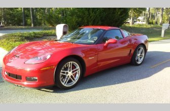 2006 Chevrolet Corvette Z06 Coupe for sale 100771341