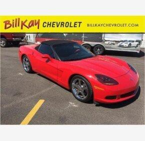 2006 Chevrolet Corvette Convertible for sale 100878015