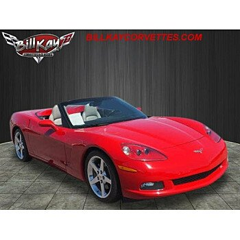 2006 Chevrolet Corvette Convertible for sale 100990129