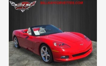 2006 Chevrolet Corvette for sale 100990129