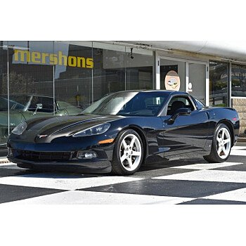 2006 Chevrolet Corvette Coupe for sale 101132751