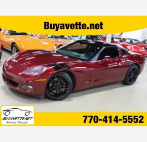 2006 Chevrolet Corvette Coupe for sale 101221093