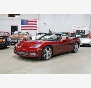 2006 Chevrolet Corvette Convertible for sale 101225157