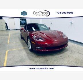 2006 Chevrolet Corvette Coupe for sale 101225370