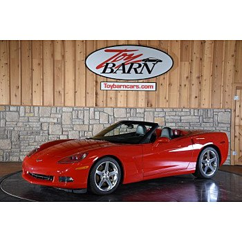 2006 Chevrolet Corvette Convertible for sale 101232267