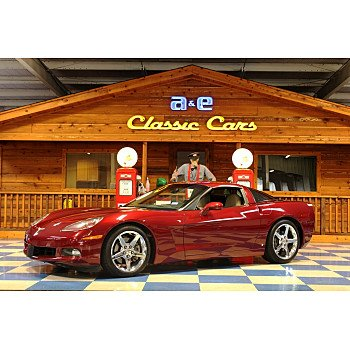2006 Chevrolet Corvette Coupe for sale 101233476