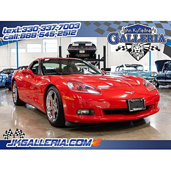 2006 Chevrolet Corvette Coupe for sale 101247263