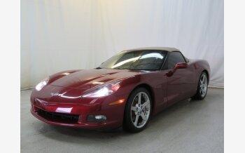 2006 Chevrolet Corvette Convertible for sale 101267880
