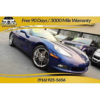 2006 Chevrolet Corvette for sale 101361094