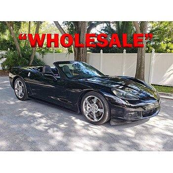 2006 Chevrolet Corvette for sale 101362994