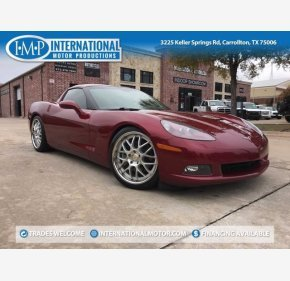 2006 Chevrolet Corvette Coupe for sale 101415868
