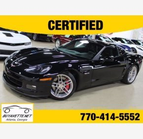 2006 Chevrolet Corvette for sale 101422122