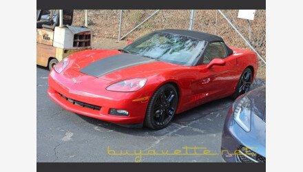 2006 Chevrolet Corvette for sale 101434491
