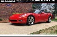 2006 Chevrolet Corvette Convertible for sale 101483858