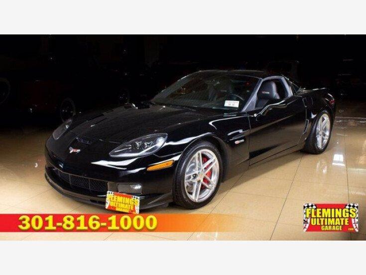2006 Chevrolet Corvette for sale 101550321