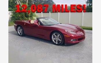 2006 Chevrolet Corvette Convertible for sale 101563348