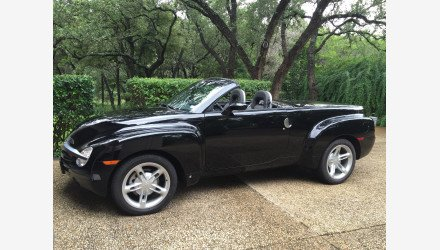2006 Chevrolet SSR for sale 100789166
