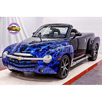 2006 Chevrolet SSR for sale 101176440