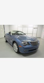 2006 Chrysler Crossfire for sale 101012950
