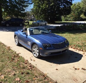 2006 Chrysler Crossfire Convertible for sale 101171736