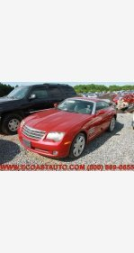 2006 Chrysler Crossfire Limited Coupe for sale 101326147