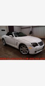 2006 Chrysler Crossfire Limited Convertible for sale 101326432