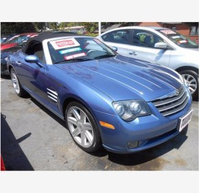 2006 Chrysler Crossfire Convertible for sale 101354227