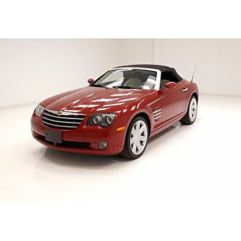 2006 Chrysler Crossfire Convertible for sale 101397776