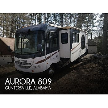 2006 Coachmen Aurora for sale 300184104