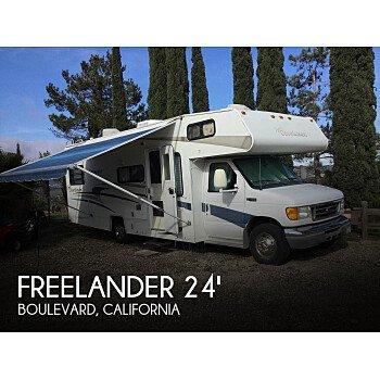 2006 Coachmen Freelander 2600SO for sale 300299674