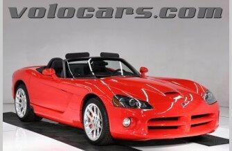2006 Dodge Viper SRT-10 Convertible for sale 101536599