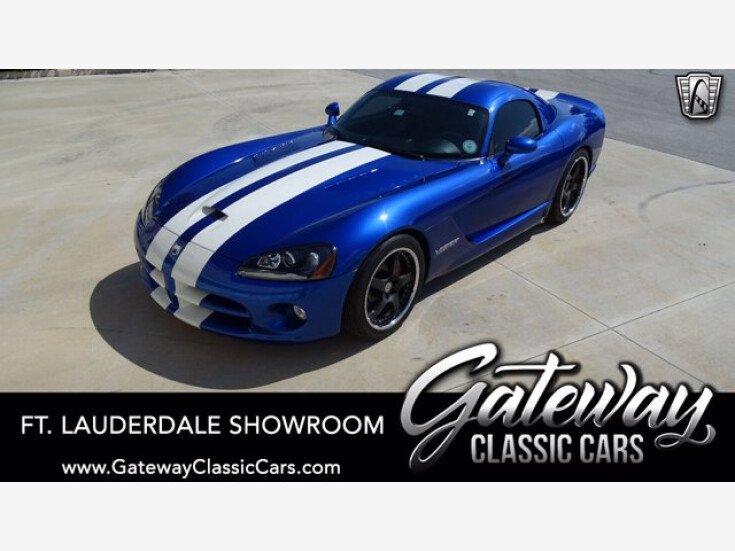 2006 Dodge Viper for sale 101571787