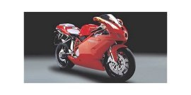 2006 Ducati Superbike 749 Base specifications