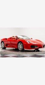 2006 Ferrari F430 Spider for sale 101217062