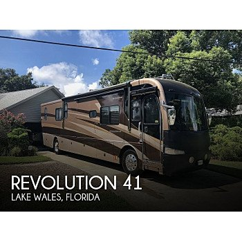 2006 Fleetwood Revolution for sale 300197675