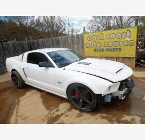 Mustang Used Parts >> Ford Mustang Modern Performance Cars For Sale Classics On Autotrader